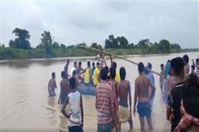 Khabar East:3-Minor-Girls-Drown-In-Rushikulya-River-2-Rescued-1-Missing