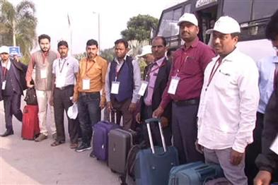 Khabar East:A-team-of-24-farmers-from-Jharkhand-left-for-Israel-to-learn-modern-farming-tricks