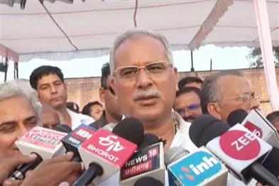 Khabar East:Agricultural-industries-will-soon-be-established-in-Chhattisgarh-farmers-will-get-their-right-Bhupesh-Baghel