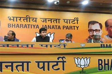Khabar East:Another-blow-to-TMC-Shantipur-MLA-Arindam-Bhattacharya-joins-BJP