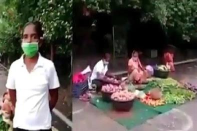 Khabar East:Athlete-Geeta-Kumari-forced-to-sell-vegetables-in-the-streets