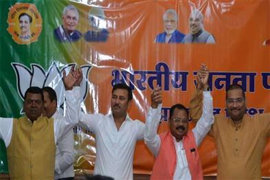 Khabar East:BJP--Aajsu-will-fight-togather-against-mahagathabandha