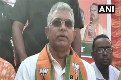 Khabar East:BJP-President-Dilip-Ghosh-told-Mukul-Roy-Aaya-Ram-Gaya-Ram