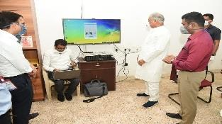 Khabar East:CM-Bhupesh-Baghel-did-CG-Kovid-19-E-Pass-Android-App-Launched