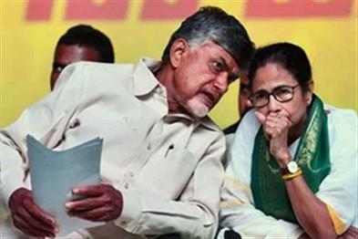 Khabar East:CM-Chandrababu-Naidu-of-Andhra-Pradesh-will-meet-Mamata-Banerjee-today-in-Kolkata
