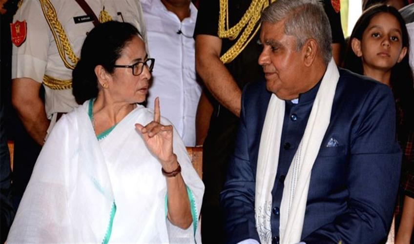 Khabar East:CM-Mamata-Banerjee-did-not-reach-the-meeting-called-by-Governor-Jandeep-Dhankar