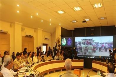 Khabar East:CM-Patnaik-release-short-film-on-based-on-good-work-of-Police-during-Fani