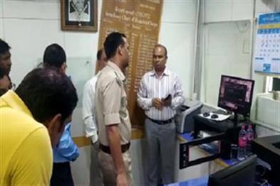 Khabar East:Canara-Bank-Cashiers-Cash-With-Rs-350-Lacs