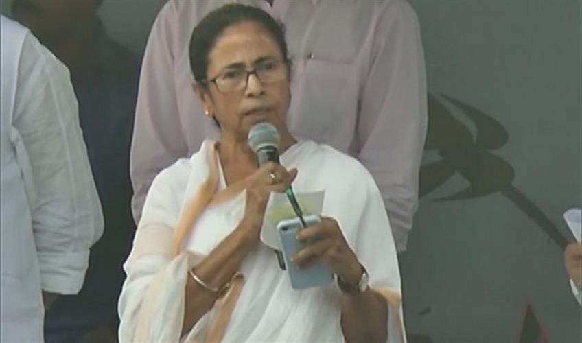 Khabar East:Center-did-not-help-on-the-damage-caused-by-cyclone-Bulbul-Mamta-Banerjee