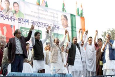 Khabar East:Congress-will-contest-alone-in-West-Bengal