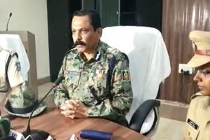 Khabar East:DGP-reviews-security-arrangements-for-Bijepur-bypoll