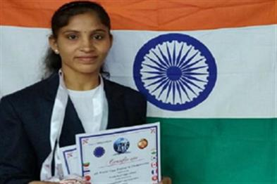 Khabar East:Damini-named-in-the-Yoga-Roshan-Medal-won-at-the-World-Festival