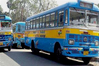 Khabar East:Decision-to-stop-bus-on-27-routes-back-after-transport-departments-assurance