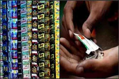 Khabar East:Despite-ban-gutka-is-being-sold-indiscriminately-administrations-attitude-indifferent