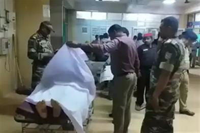 Khabar East:Dharm-Prakashak-Prakash-Tigga-shot-dead-in-land-dispute