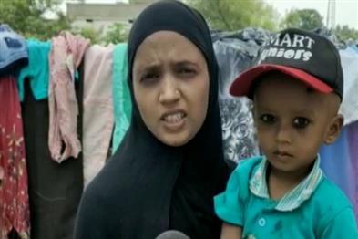 Khabar East:Divorce-from-Saudi-Arabia-over-phone-Begum-filed-case