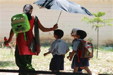 Khabar East:Due-to-the-fierce-heat-holidays-increased-in-schools-in-Jharkhand