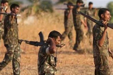 Khabar East:Encounter-between-security-forces-and-Naxalites-in-Kandhamal-four-Naxalites-killed