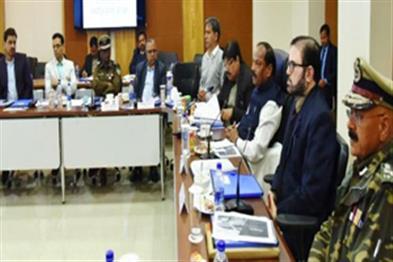 Khabar East:Fast-growth-BJP-government-priority-Raghuvar-Das