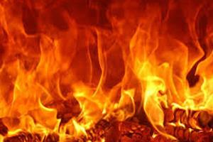 Khabar East:Fire-in-Lords-Market-in-Kolkata-burning-of-14-shops-Khak