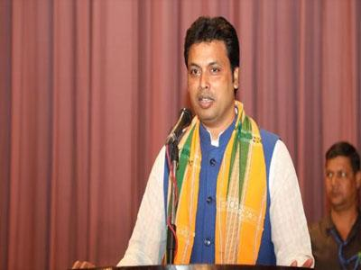 Khabar East:Government-employees-are-not-laborers-so-they-do-not-need-a-holiday-on-May-Day-Biplab-Deb