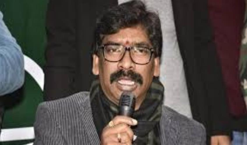Khabar East:Hemant-Sorens-stance-on-law-and-order-harmony-and-strictness-remain-consistent