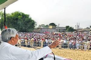 Khabar East:Husbands-wife-has-done-wrong-to-Bihar-Nitish-Kumar