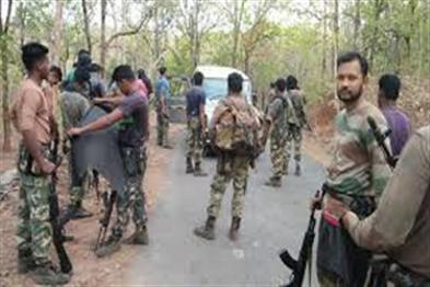 Khabar East:IED-Blast-in-Malkangiri-two-SOG-Jawans-Injured