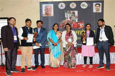 Khabar East:Impact-of-youth-in-social-media-development-of-Chhattisgarh-is-possible-only-through-agriculture