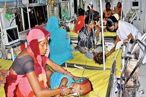 Khabar East:In-Bihar-the-number-of-children-who-died-from-sperm-fever-reached-100-the-government-was-helpless