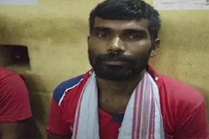 Khabar East:Kissing-Baba-arrested-for-sexual-harassment-with-women