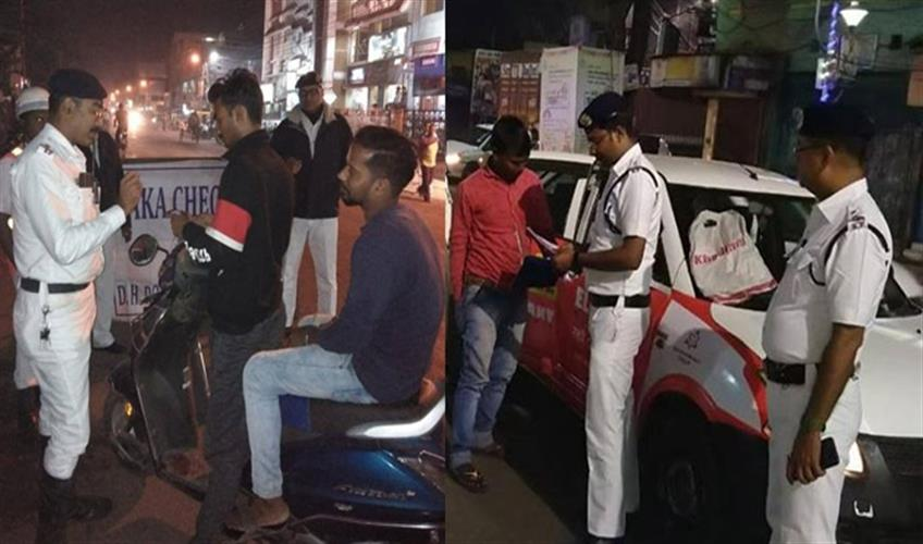 Khabar East:Kolkata-Police-strict-about-safety-of-women-arrested-74-people