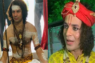 Khabar East:Lalus-eldest-son-Tej-Pratap-now-assumes-the-form-of-Lord-Krishna-after-Shiva