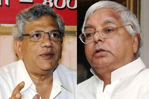 Khabar East:Lalu-Prasad-Yadav-happy-with-the-SP-BSP-alliance-in-UP-the-Left-leaders-welcomed