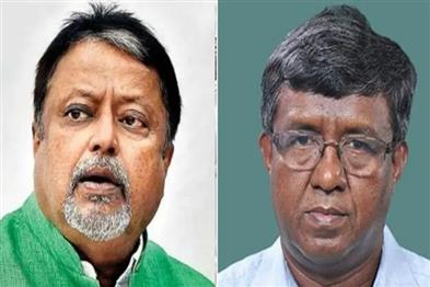 Khabar East:MP-Sunil-Mandal-who-joined-BJP-had-a-secret-meeting-with-Mukul-Roy-in-Delhi