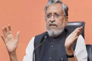 Khabar East:Mahamalivati-coalition-Sushil-Modi