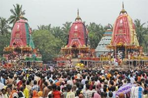 Khabar East:Mahaprabhu-Sri-Jagannath-will-return-to-his-temple-today-with-his-Bahuda-Jatra