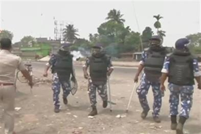Khabar East:More-than-800-jawans-of-security-force-to-be-deployed-for-final-phase-in-West-Bengal
