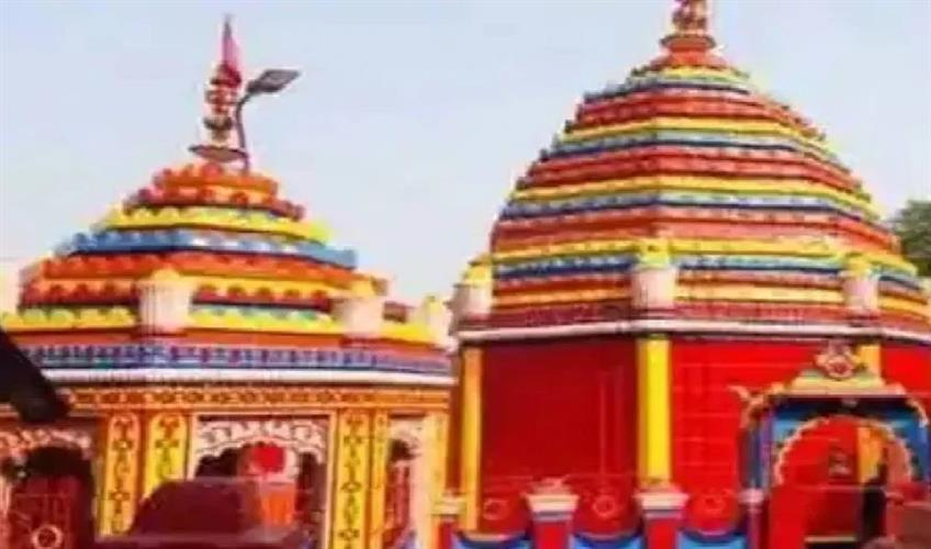 Khabar East:Mother-Chinnamastikes-temple-opened-in-Rajrappa-will-be-able-to-see-only-by-wearing-a-mask