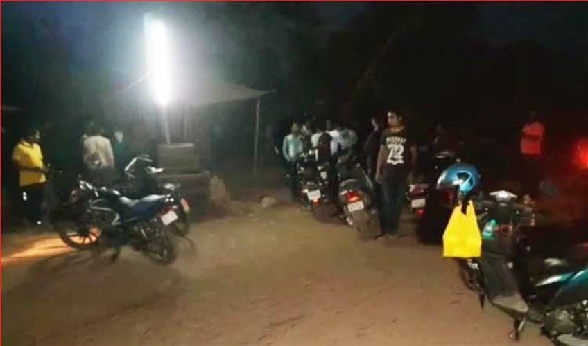 Khabar East:Mother-killed-son-and-buried-body-in-house-arrested-12-days-later