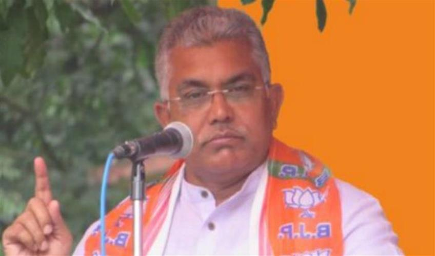 Khabar East:Muslims-did-not-get-their-rights-in-Mamtas-government-Dilip-Ghosh