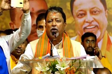 Khabar East:My-fight-will-continue-as-a-BJP-soldier-Mukul-Roy