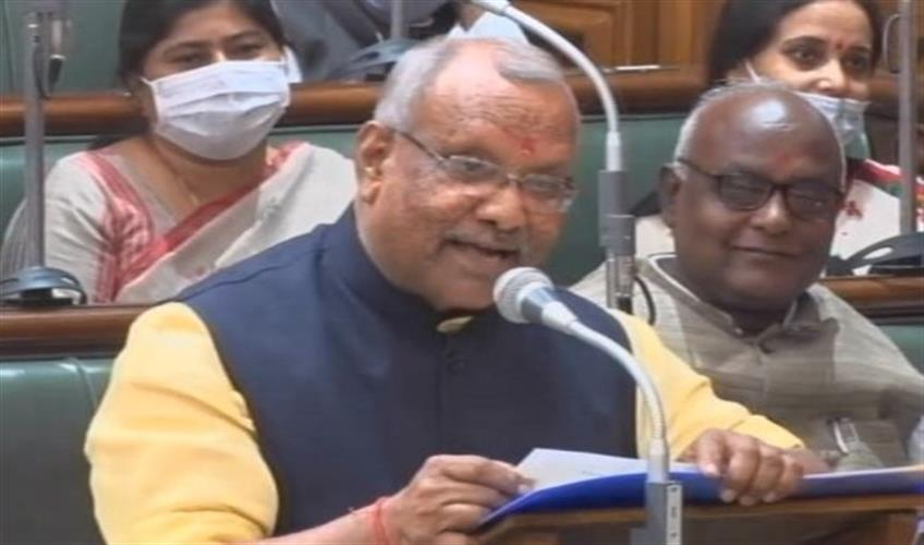 Khabar East:Nitish-government-presented-budget-of-2-lakh-18-crores-promise-of-jobs-to-20-lakh-people