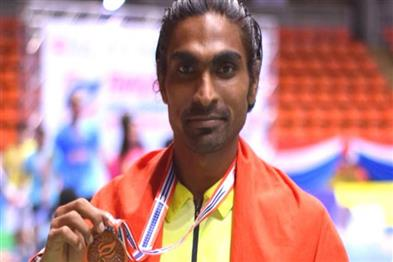 Khabar East:Odishas-Pramod-Bhagat-Bags-Gold-In-Thailand-Para-Badminton-International-2018