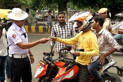 Khabar East:Odisha-collected-Rs-3868-crore-traffic-fine-under-new-MV-Act-Minister