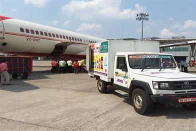 Khabar East:Odisha-receives-1-lakh-doses-of-Covishield