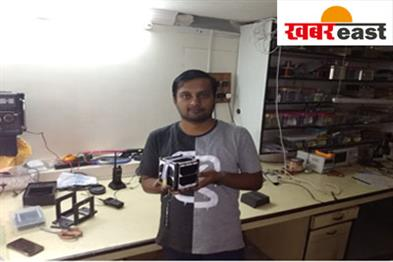 Khabar East:Odiya-Scientist-invented-indias-first-communication-satellite