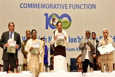 Khabar East:People-have-to-come-out-of-violence-and-move-towards-holistic-development-Vice-President-Venkaiah-Naidu