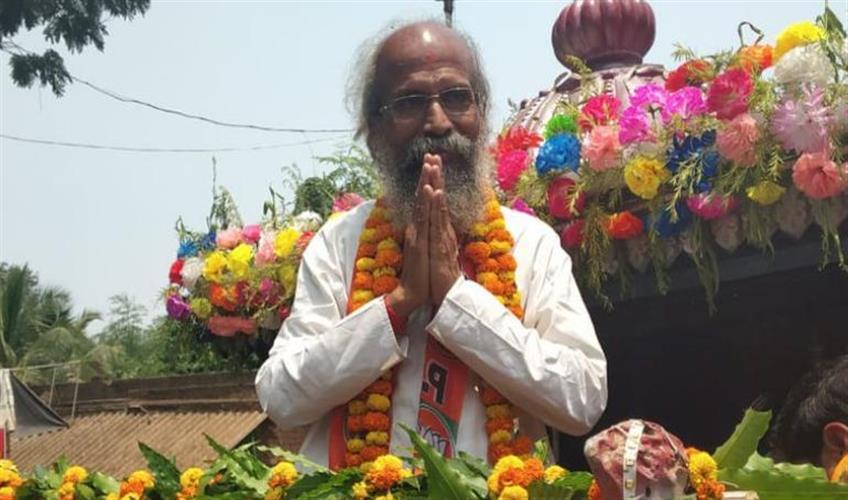 Khabar East:Petition-files-against-Pratap-sarangi-on-false-documents