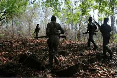 Khabar East:Police-arrested-two-PLFI-naxalites-AK-47-and-ammunition-recovered